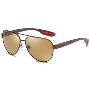 NEOGO Shawn 3 slnečné okuliare, Brown / Brown vyobraziť