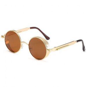 NEOGO Densling 3 slnečné okuliare, Gold / Brown vyobraziť