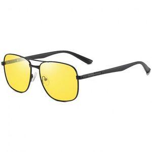 NEOGO Vester 1 slnečné okuliare, Black / Yellow vyobraziť