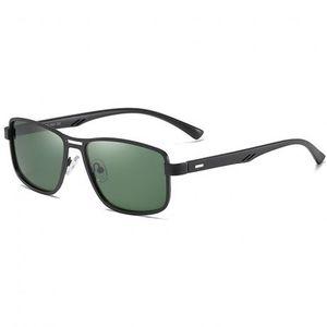 NEOGO Trevor 2 slnečné okuliare, Black / Green vyobraziť