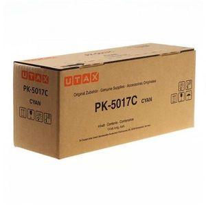 UTAX 1T02TVCUT0 - originálny toner, azúrový, 6000 strán vyobraziť