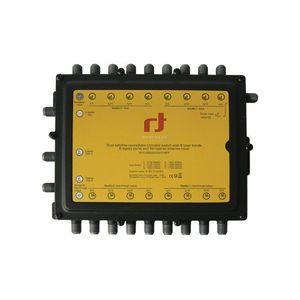 Satelitní multipřepínač Inverto 9/8 Unicable / Kaskádový + 2 standardní výstupy vyobraziť