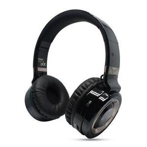 Aligator PLUS K3405 Bluetooth slúchadlá, FM rádio, microSD Čierne vyobraziť