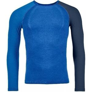 Ortovox 120 Comp Light Mens Long Sleeve Just Blue S vyobraziť