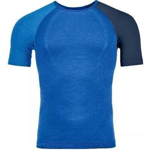 Ortovox 120 Comp Light Mens Short Sleeve Just Blue S vyobraziť