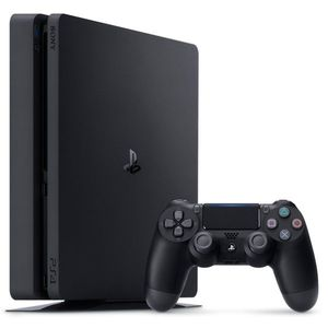 Sony PlayStation 4 Slim 500GB Black vyobraziť