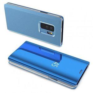 MG Clear View knižkové puzdro na Huawei P Smart Z, modré vyobraziť
