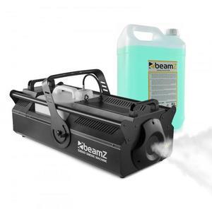 Beamz S500 výrobník hmly, vrátane hmlovej tekutiny, 3500 W, objem nádrže 10 litrov vyobraziť