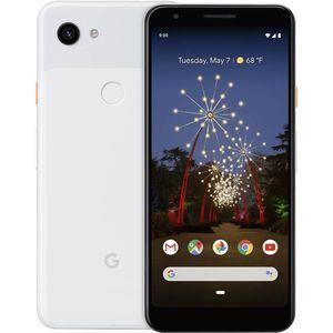 Google Pixel 3a 4GB/64GB Clearly White EU distribúcia vyobraziť