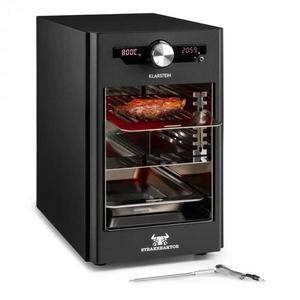 Klarstein Steakreaktor Core, vysokoteplotný gril, 2100 W, 800 °C, zapichovací teplomer vyobraziť