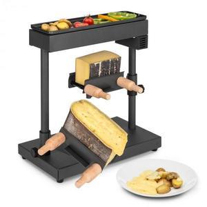 Klarstein Appenzell XL, raclett s grilom, 600 W, termostat, 2 stojany na syr vyobraziť