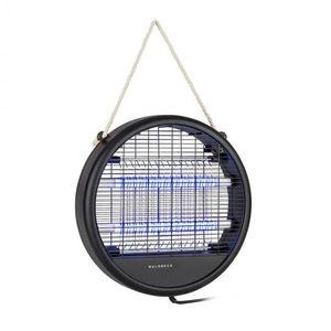 Waldbeck Skyfall RD, lapač hmyzu, 3, 5 W, 150 m², LED diódy, zberná nádoba, čierny vyobraziť