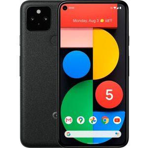 Google Pixel 5 8GB/128GB Just Black UK distribúcia vyobraziť