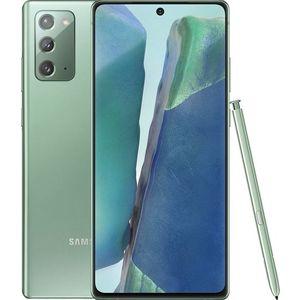 Samsung Galaxy Note20 5G N981B 8GB/256GB Dual SIM Mystic Green EU distribúcia vyobraziť