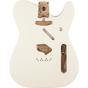 Fender Telecaster Olympic White vyobraziť