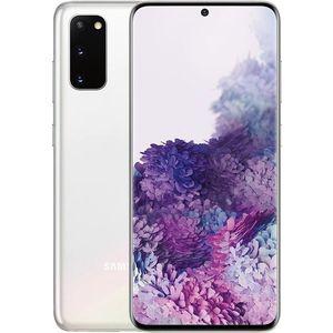 Samsung Galaxy S20 G980F 8GB/128GB Dual SIM Cloud White EU distribúcia vyobraziť