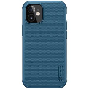 Púzdro Nillkin Super Frosted iPhone 12 mini modré vyobraziť