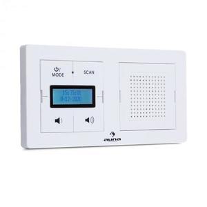 Auna DigiPlug UP, rádio do zásuvky, DAB+/FM, BT, LC-displej vyobraziť