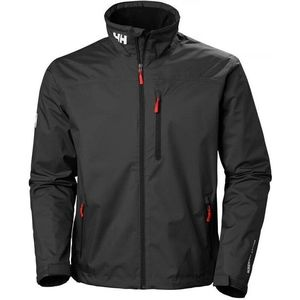 Helly Hansen Crew Jacket Jachtárska bunda Čierna S vyobraziť