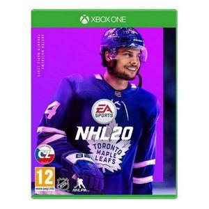XBOX ONE NHL 20 CZ vyobraziť
