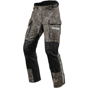 Rev'it! Sand 4 H2O Camo Brown XL Textilné nohavice vyobraziť