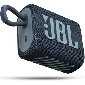 JBL GO 3 Blue vyobraziť