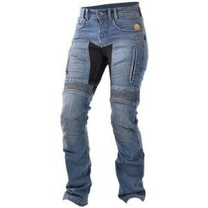 Trilobite 661 Parado Modrá 32 Jeansy na motocykel vyobraziť
