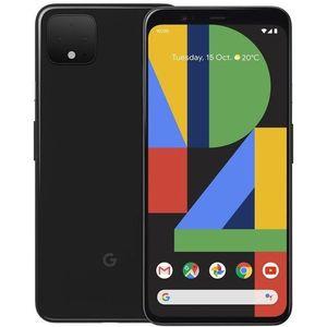 Google Pixel 4 6GB/64GB Just Black EU distribúcia vyobraziť