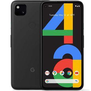 Google Pixel 4a 6GB/128GB Just Black UK distribúcia vyobraziť