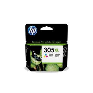 HP ORIGINAL INK 3YM63AE, HP 305XL, TRI-COLOUR vyobraziť