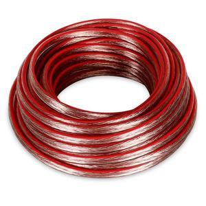 Electronic-Star Reproduktorový kábel 2 x 1, 5 mm2, priehľadný, 10 m / + Kz vyobraziť