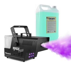 Beamz Rage 1800, LED, výrobník hmly, vrátane hmlovej kvapaliny, 1800W, 530m³/min vyobraziť