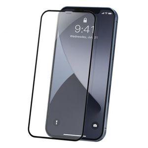 Baseus Full screen 0, 23 mm 2x ochranné sklo na iPhone 12 / 12 Pro, čierne (SGAPIPH61P-PE01) vyobraziť
