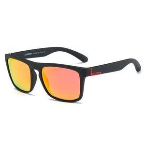 DUBERY Springfield 7 slnečné okuliare, Black / Red vyobraziť