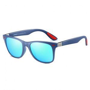DUBERY Columbia 5 slnečné okuliare, Blue / Azure vyobraziť