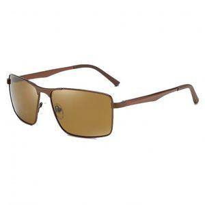 NEOGO Randy 3 slnečné okuliare, Brown / Brown vyobraziť