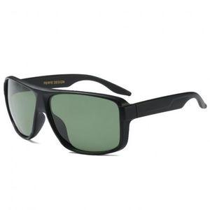 NEOGO Kenn 3 slnečné okuliare, Black / Green vyobraziť