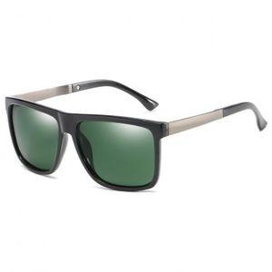 NEOGO Rube 2 slnečné okuliare, Black / Green vyobraziť
