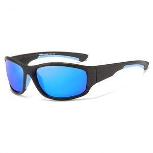 KDEAM Forest 2 slnečné okuliare, Black / Ice Blue vyobraziť