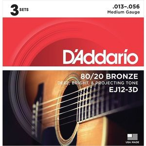 D'Addario EJ12-3D vyobraziť