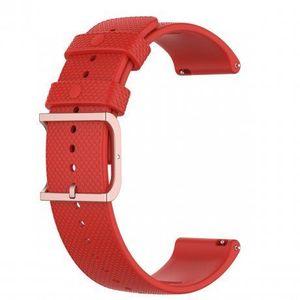 Samsung Galaxy Watch 3 45mm Silicone Rain remienok, red (SSG014C15) vyobraziť