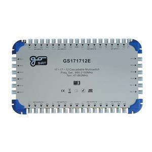 Satelitný multiprepínač GoSAT GS171712E vyobraziť