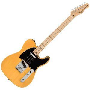 Fender Squier Affinity Series Telecaster MN BPG Butterscotch Blonde vyobraziť