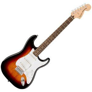 Fender Squier Affinity Series Stratocaster 3-Color Sunburst vyobraziť