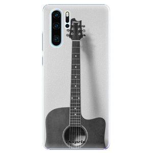 Plastové puzdro iSaprio - Guitar 01 - Huawei P30 Pro vyobraziť