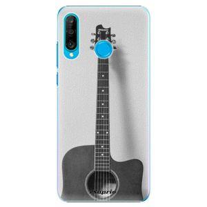 Plastové puzdro iSaprio - Guitar 01 - Huawei P30 Lite vyobraziť