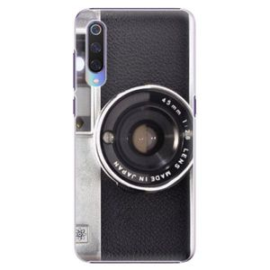 Plastové puzdro iSaprio - Vintage Camera 01 - Xiaomi Mi 9 vyobraziť