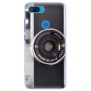 Plastové puzdro iSaprio - Vintage Camera 01 - Xiaomi Mi 8 Lite vyobraziť