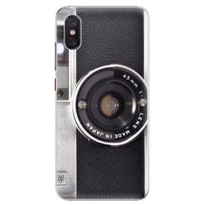 Plastové puzdro iSaprio - Vintage Camera 01 - Xiaomi Mi 8 Pro vyobraziť