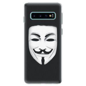 Plastové puzdro iSaprio - Vendeta - Samsung Galaxy S10e vyobraziť